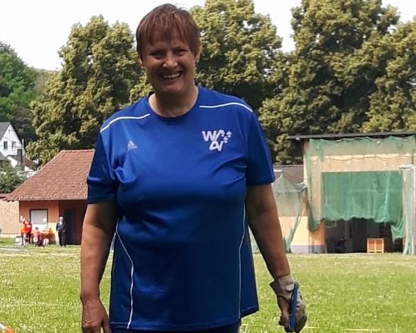Babsi Schlosser wird Hessenmeisterin