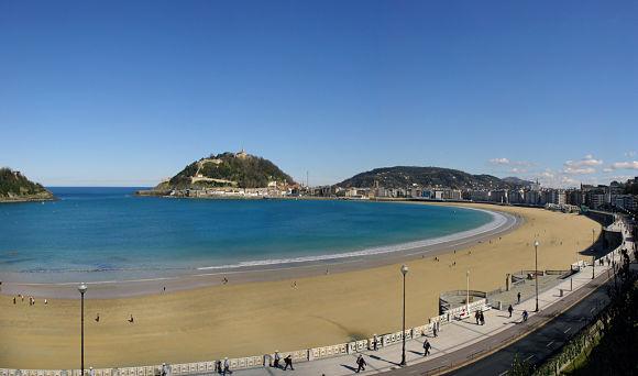 País Vasco en el Puente de los Santos