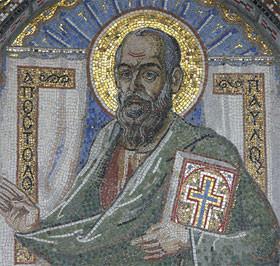 San Pablo en Grecia