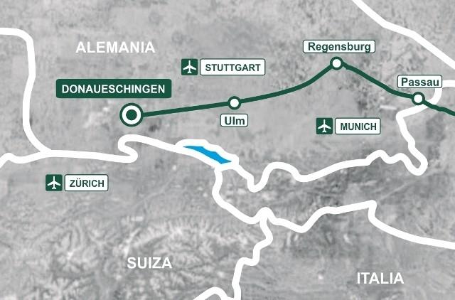 Itinerario del Viaje