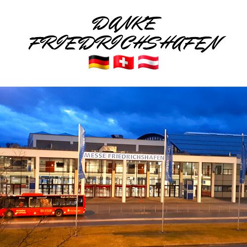 Danke Friedrichshafen!