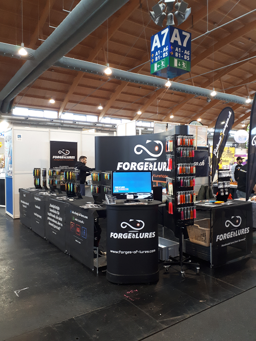 Messestand 2019