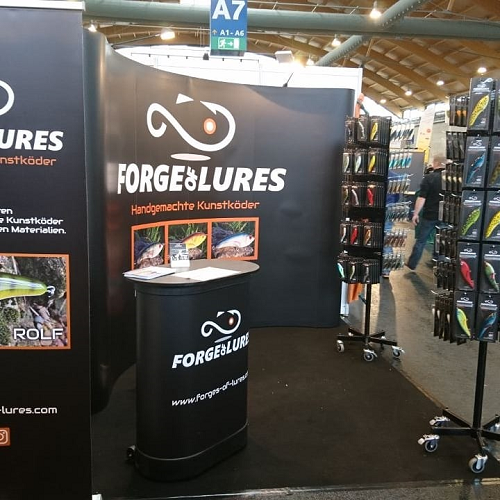 Messestand 2018
