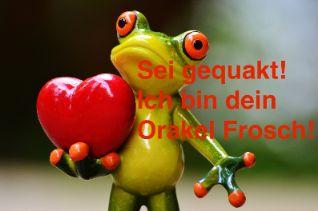 Orakel Frosch