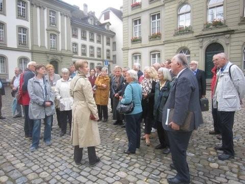 Führung durch die Berner Altstadt
