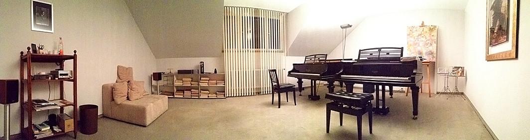 Klavierstudio | Erbprinzenstr. 8 Freiburg