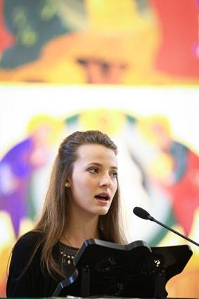 Madeline Theobald