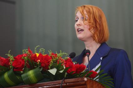 Astrid Fischer. Gemeinderat