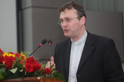 Pfarrer Michael Bauer