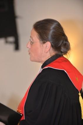 Pfarrerin Annette Mehlhorn