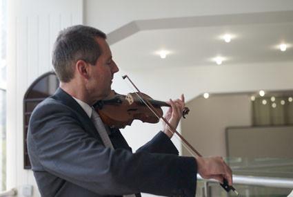 Violinenstück von Professor Dr. Bungartz