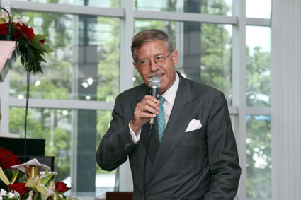 Der Generalkonsul Dr. Wolfgang Röhr