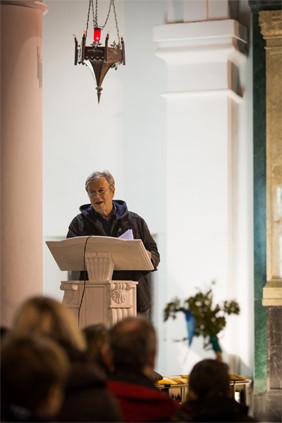 Pastor Peter Kruse