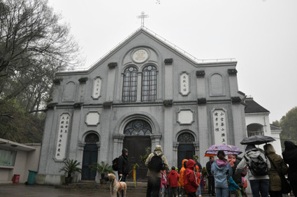 Mutter Gottes Mittelkirche