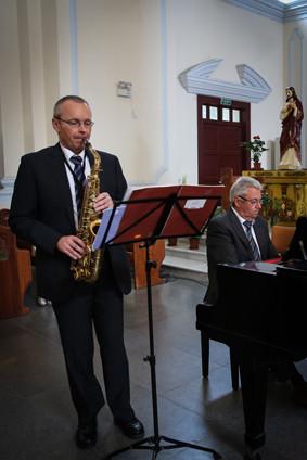 Dieter Renner und Klaus Borchert