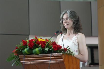 Sabine Liu, Gemeinderatsvorsitzende