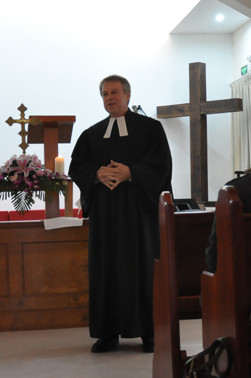 Pastor Peter Kurse