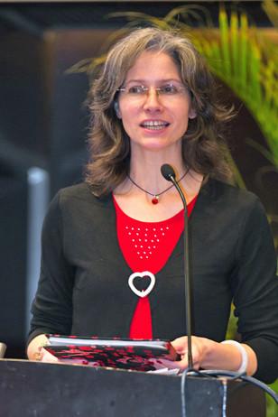 Sabine Liu, Gemeinderatsvorsitzende der DCGS