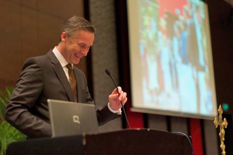 Jan Noether, Vorstandsmitglied der Deutschen Handelskammer in China