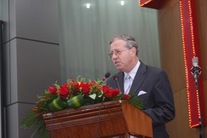 Generalkonsul Dr. Wolfgang Röhr