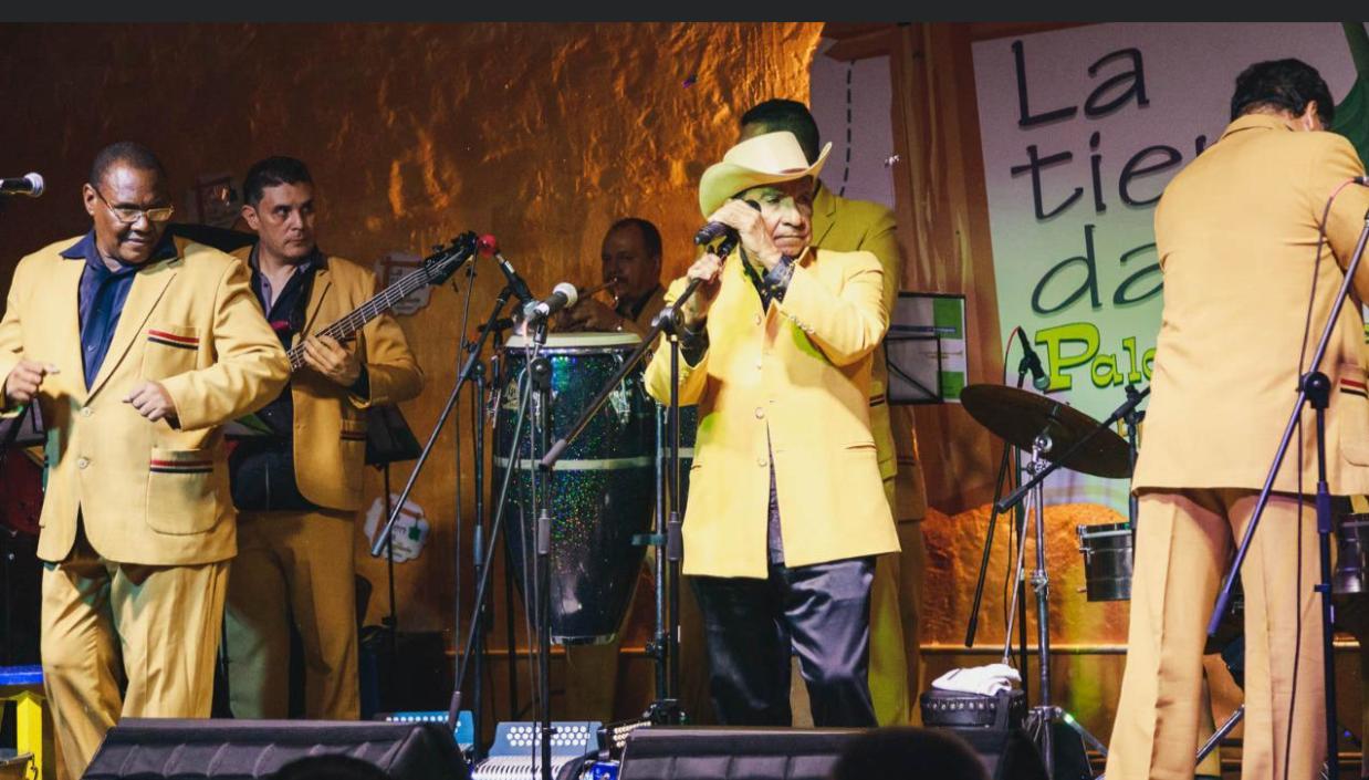Armando Hernández y su combo en La Tienda de Palogrande 28 dic 2019