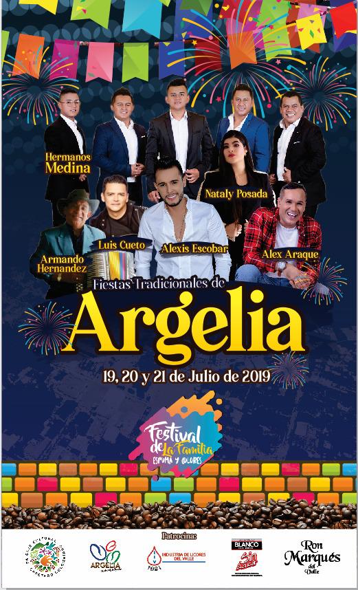 Armando Hernández y su Combo en Argelia - Valle 20 de Julio 2019