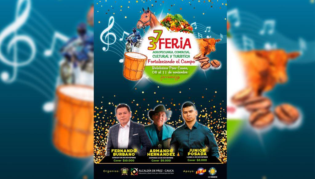 Paez, Cauca noviembre 2019