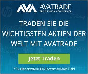 Avatrade Handelsinstrumente Konditionen