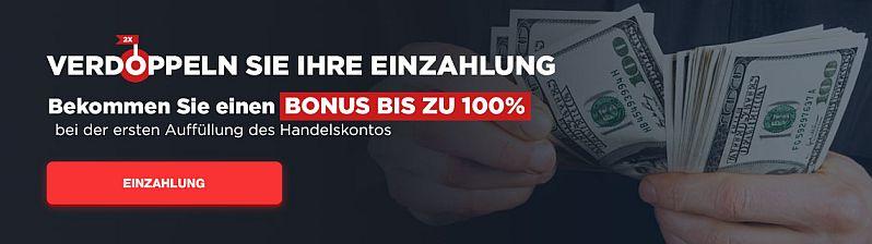 Finmax Bonus Wettbewerbe Bonusprogramm Einzahlungsbonus