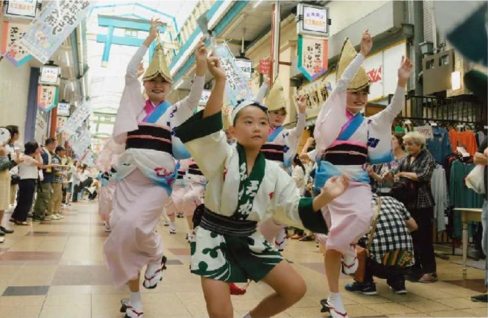 徳島に行きま賞 「ヤットサー・ヤットサー」 阿賀 和郎