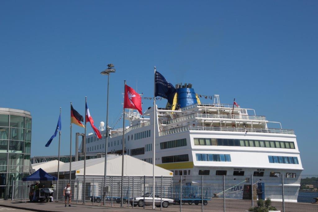 MS Hamburg mit PLUS SINGER Jubiläumsvorteil  buchen...