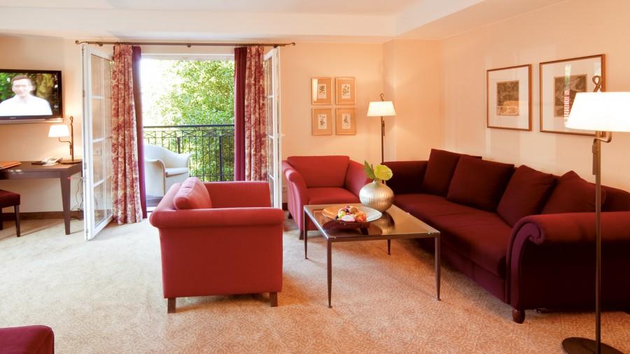 Ihre Suite...die besondere Art zu leben...