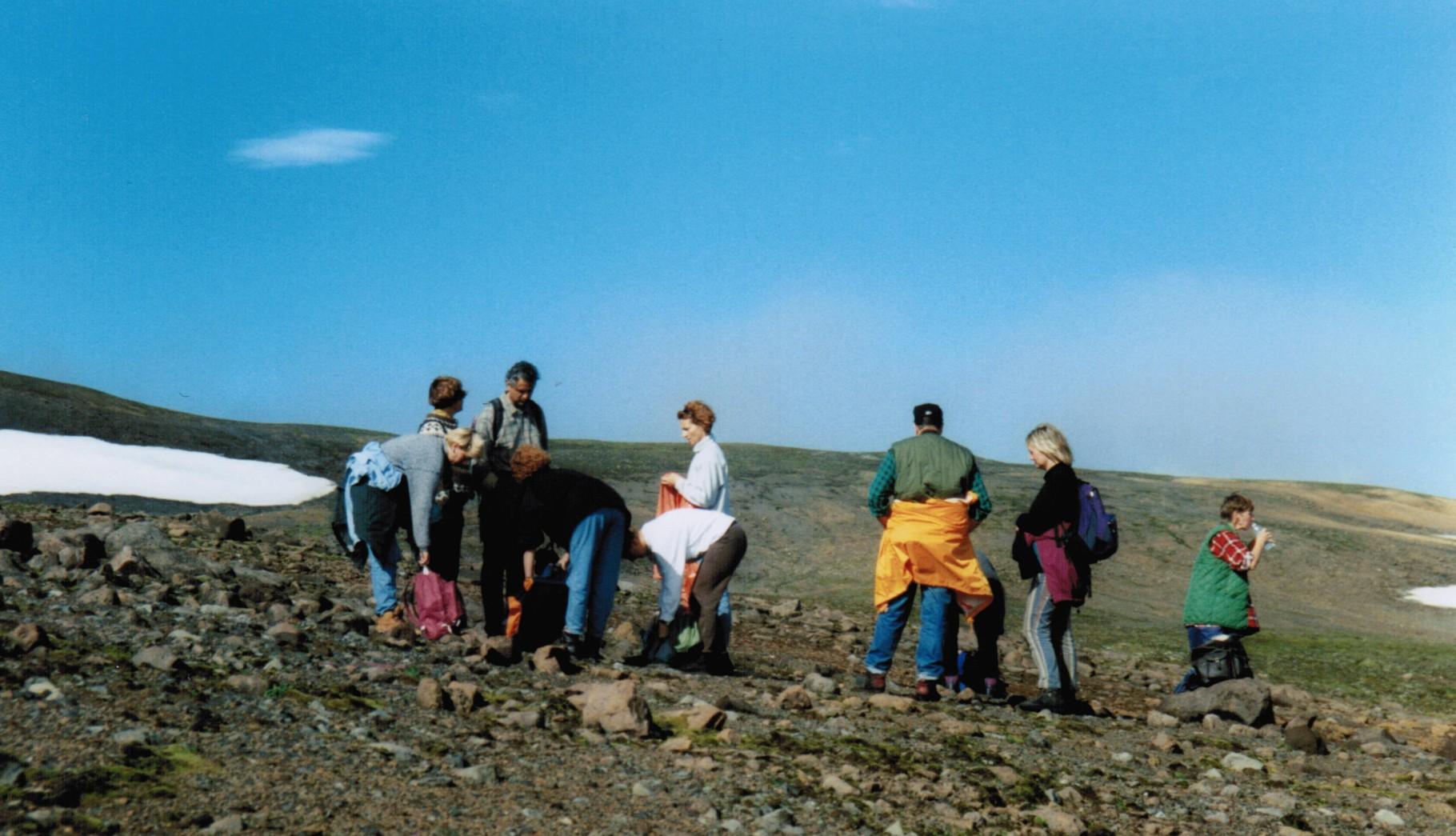 Island Rundeisen Wanderreisen & Treking Hochland...