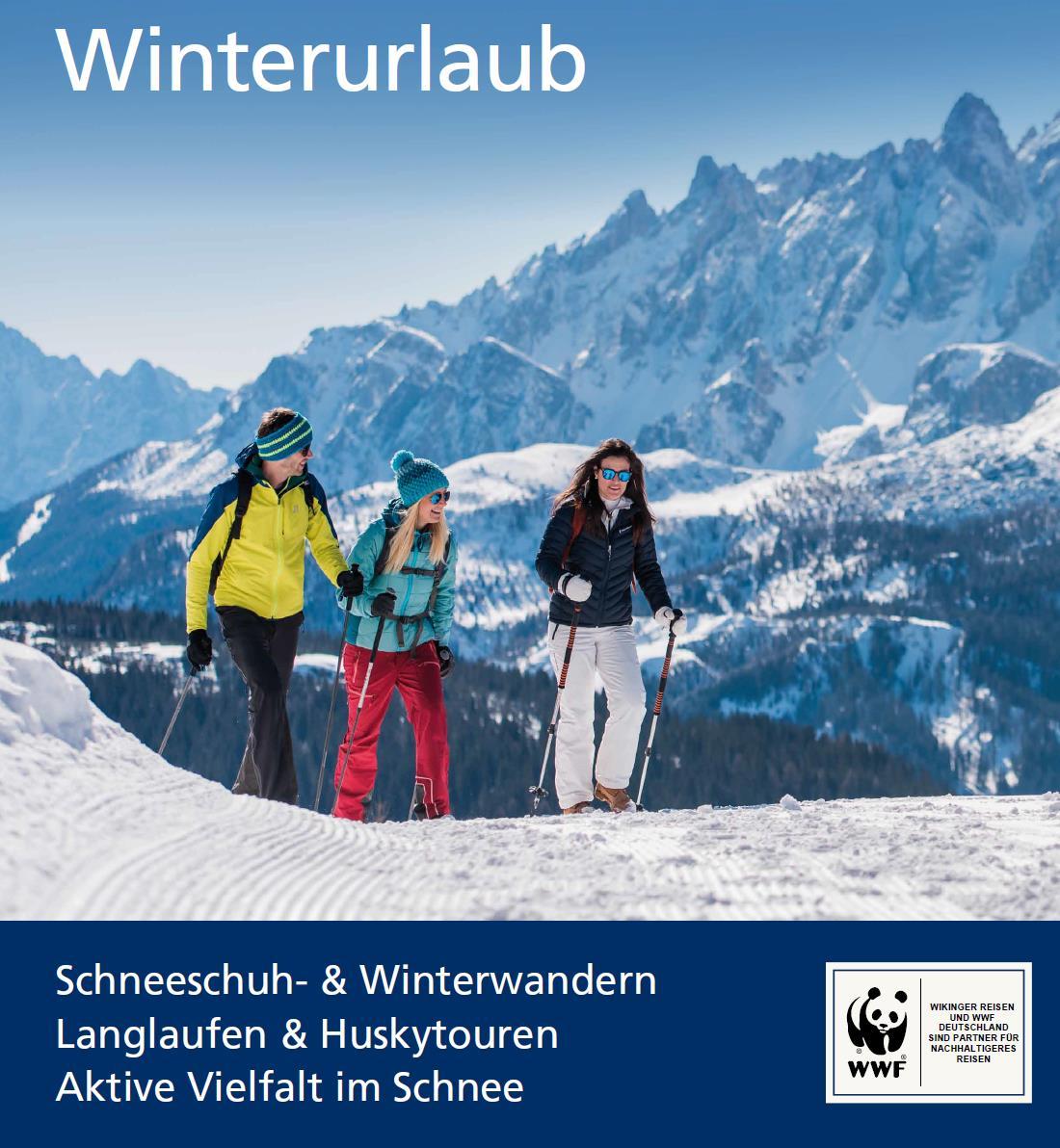 Ski-und Winter Reisen