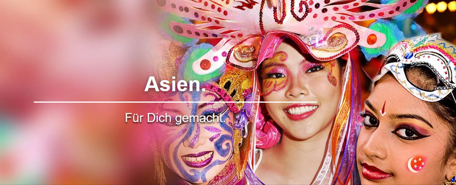 Asien-Reisen für dich gemacht...