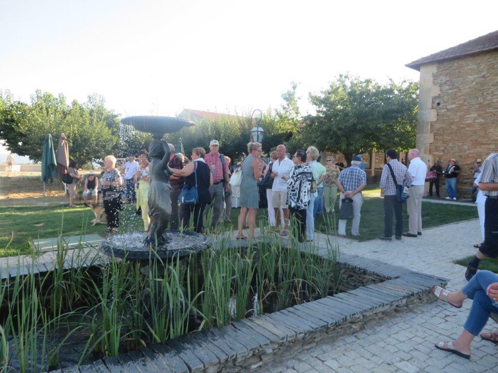 Portwein Tasting vor Ort im Dourotal mit Singer Reisen & Versicherungen...