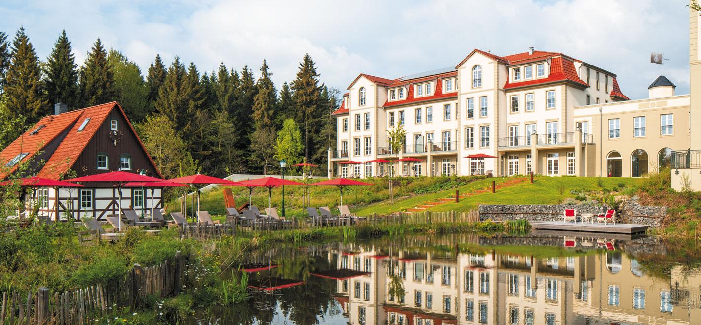 **** Superior Wellness Hotel  Schindelbruch...