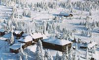 Rustad Hotel & Hütten - Ein Eldorado für Skilangläufer und Wanderer.