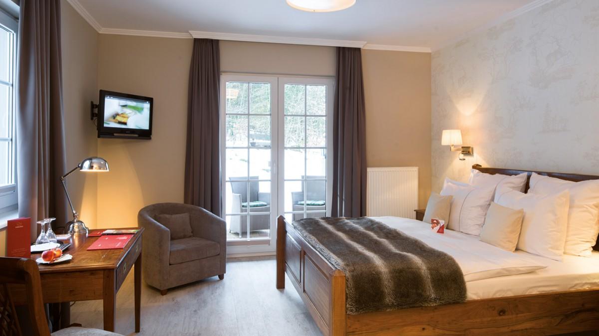 Die besten Zimmer sind für Sie reserviert...