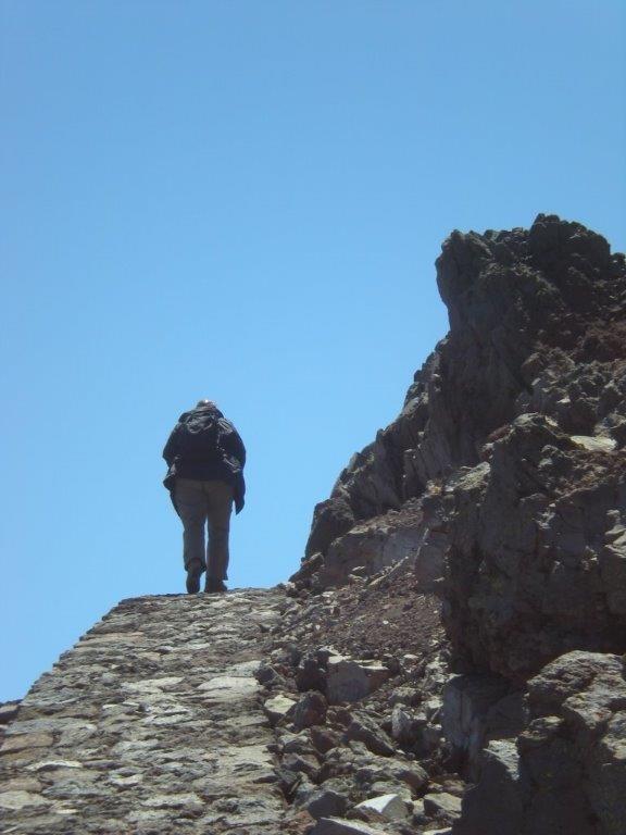 La Palma Wanderreisen mit Wanderfüher baden und Meer...