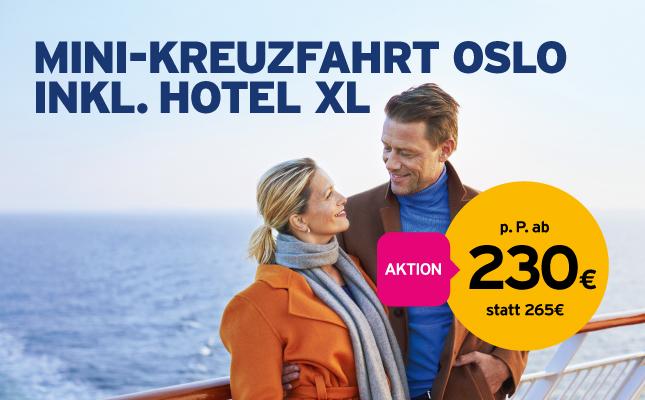 STÄDTEREISEN -Oslo Städtereisen und Meer jetzt zum Aktionspreis buchen...