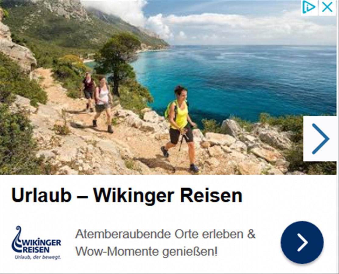 AKTIVURLAUB  Wikinger Reisen beim Wanderführer Helmut Singer buchen...