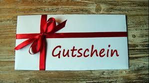 Für jeden - Geschenk-Gutscheine senden wir Ihnen gerne zu...