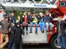 Die M5 in der Feuerwache Lemgo