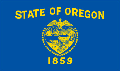 the beaver state - oregon (or)