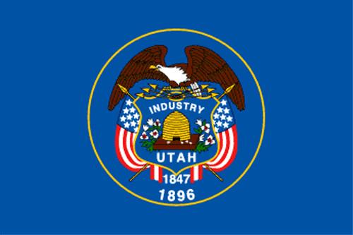 the beehive state - utah (ut)