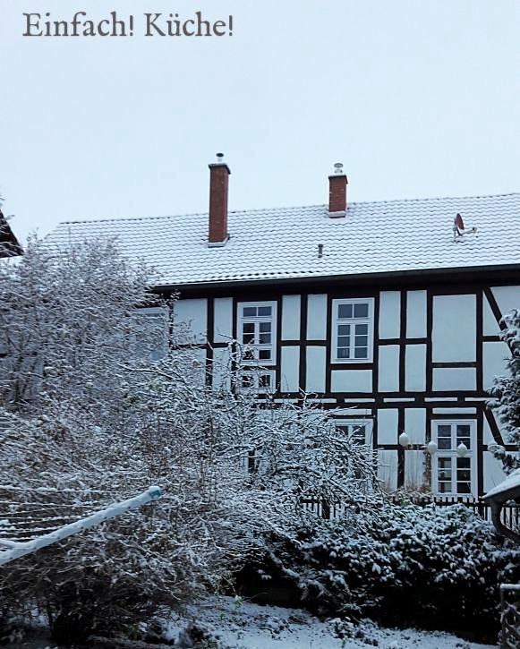 Alte Dorfschule in Waldhessen
