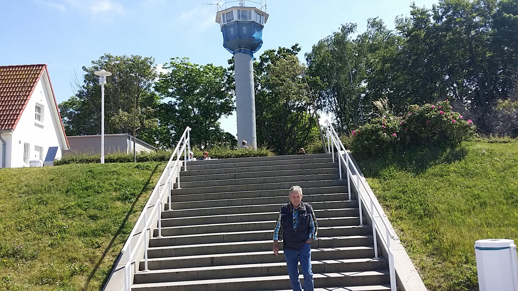 Wachtturm aus DDR Zeiten