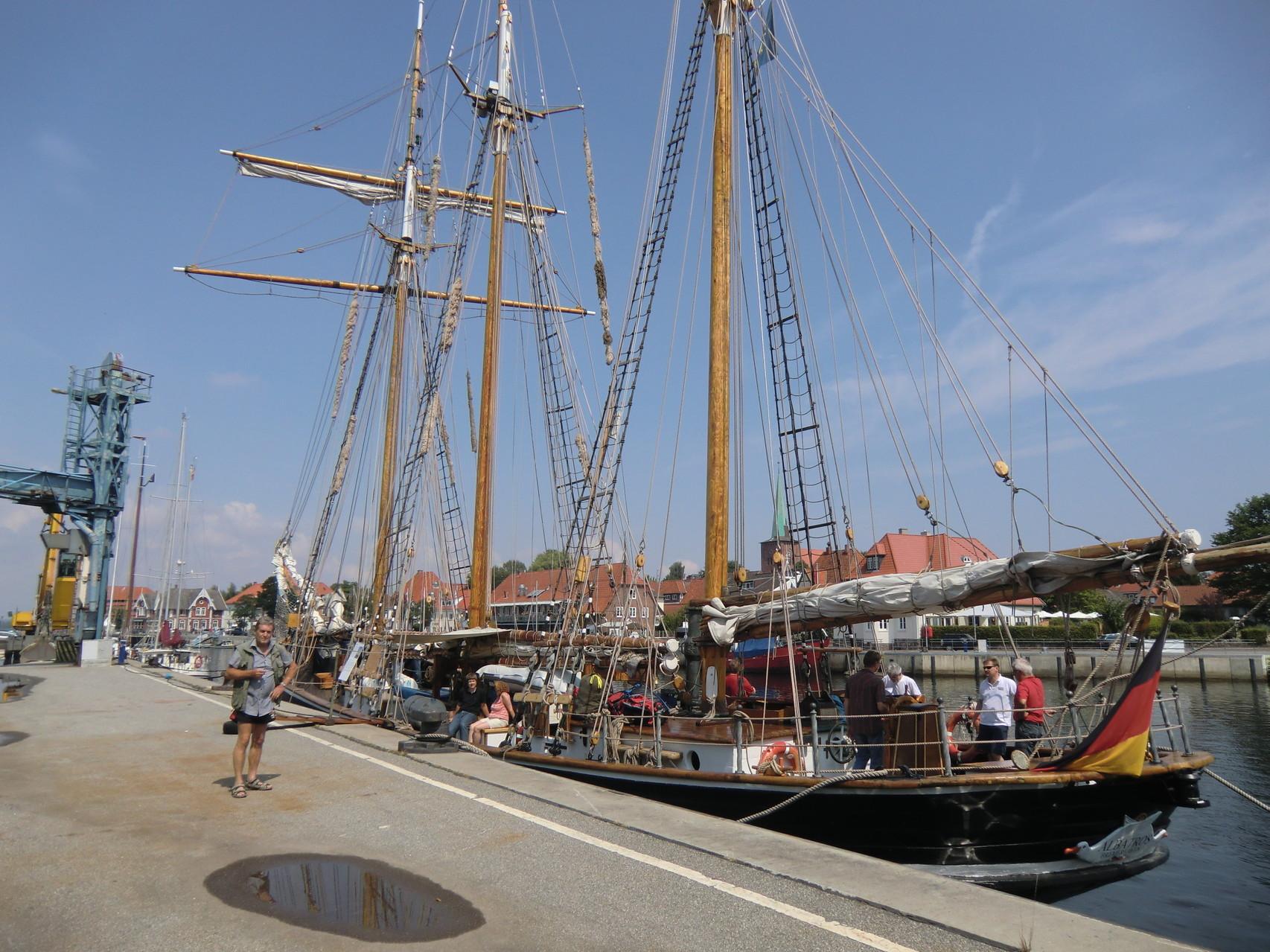 Neustadt im Hafen