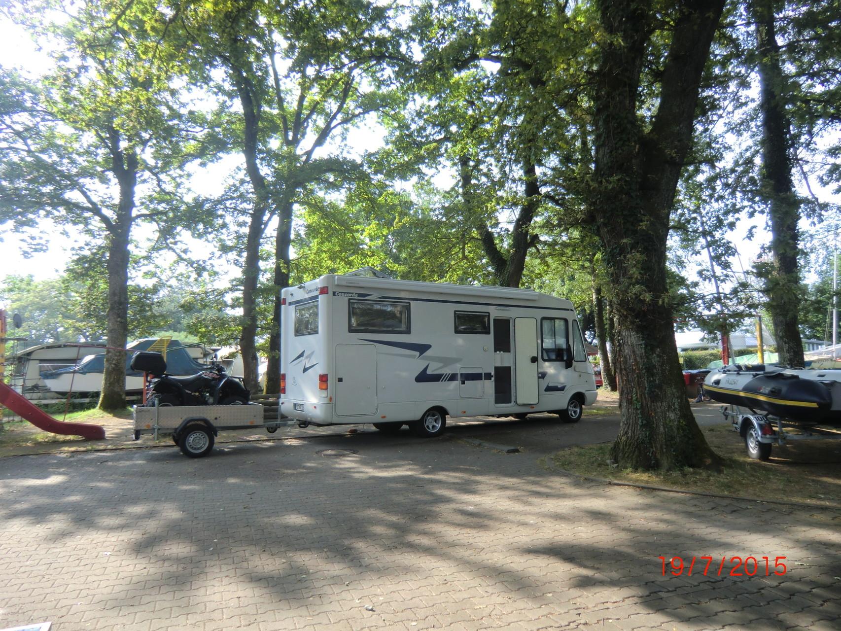 Campingplatz in Kressbronn